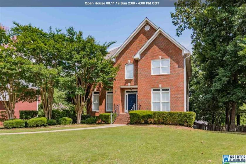 Property for sale at 1722 Sandy Ridge Way, Hoover,  Alabama 35244