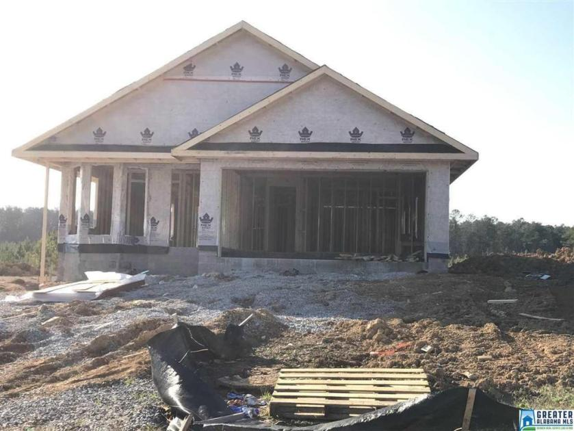 Property for sale at 220 Waterford Cove Trl, Calera,  Alabama 35040