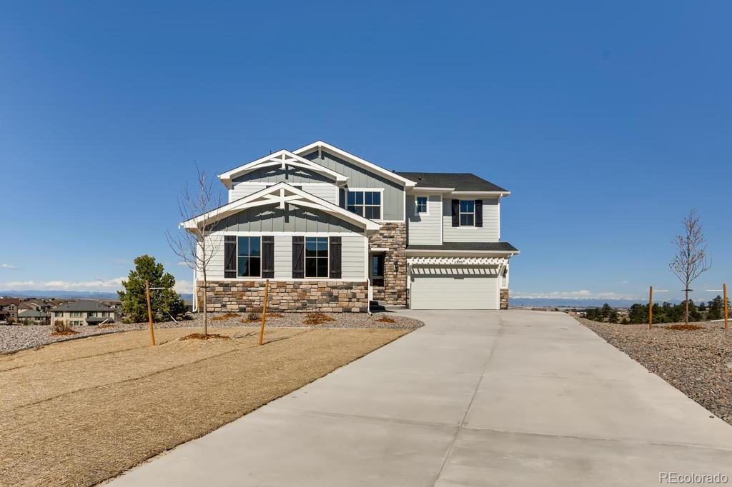 Property for sale at 11899 Mosey Court, Parker,  Colorado 80138