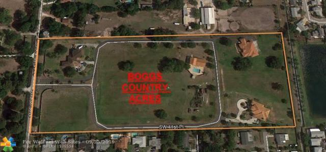 Property for sale at 01 SW 75 Circle, Davie,  Florida 33314