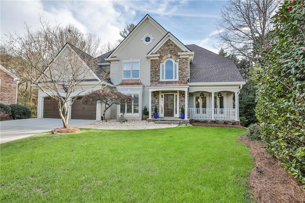 Property for sale at 406 Spring House Cove, Atlanta,  Georgia 30307