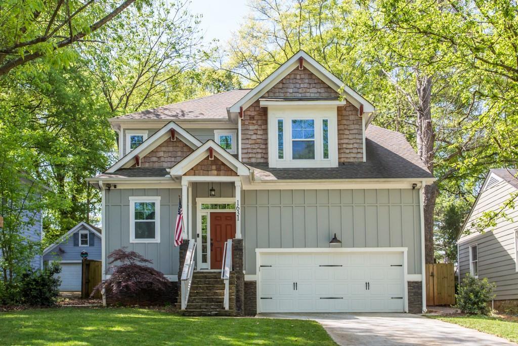 Property for sale at 1631 Alder Court, Atlanta,  Georgia 30317