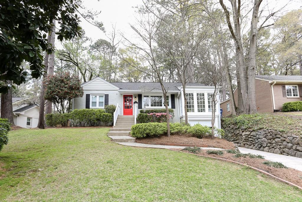 Property for sale at 700 Darlington Circle, Atlanta,  Georgia 30305