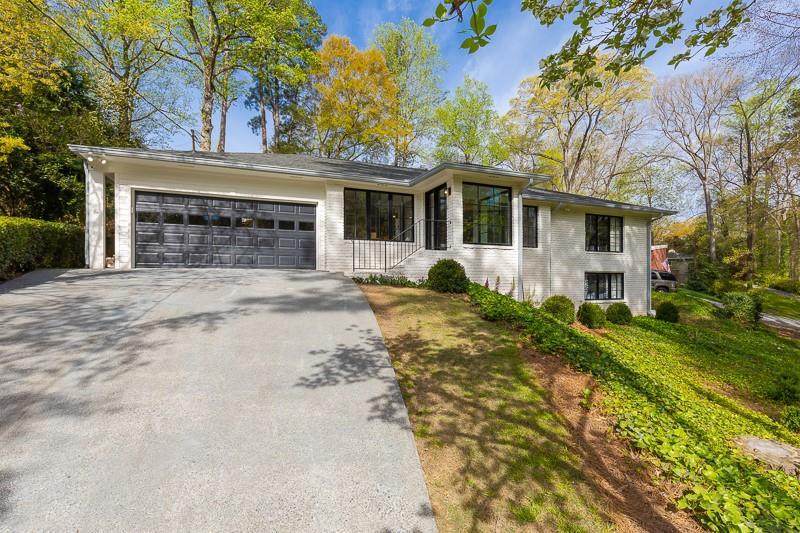 Property for sale at 3340 E Wood Valley Road, Atlanta,  Georgia 30327