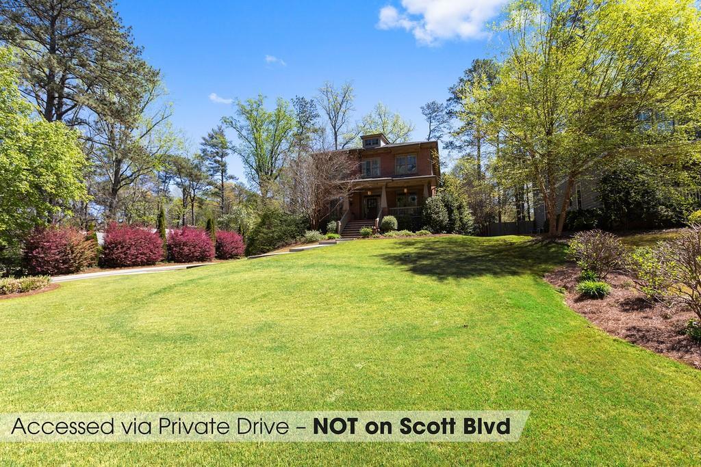 Property for sale at 125 SCOTT Boulevard, Decatur,  Georgia 30030