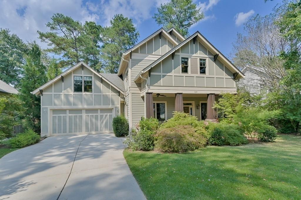 Property for sale at 120 Pinehurst Street, Decatur,  Georgia 30030
