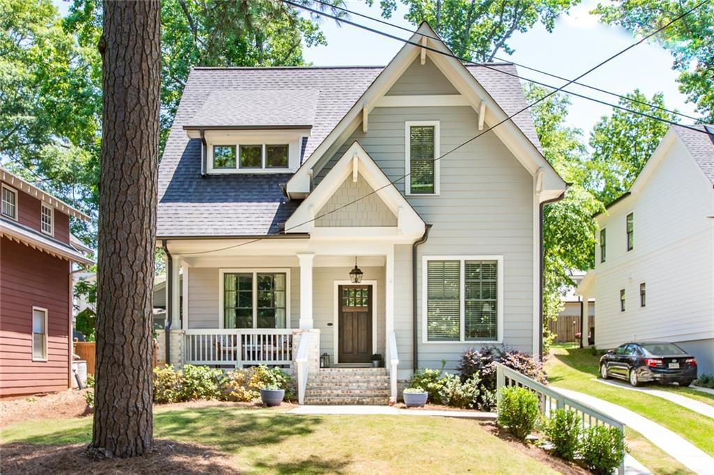 Property for sale at 161 Ridgeland Avenue, Decatur,  Georgia 30030