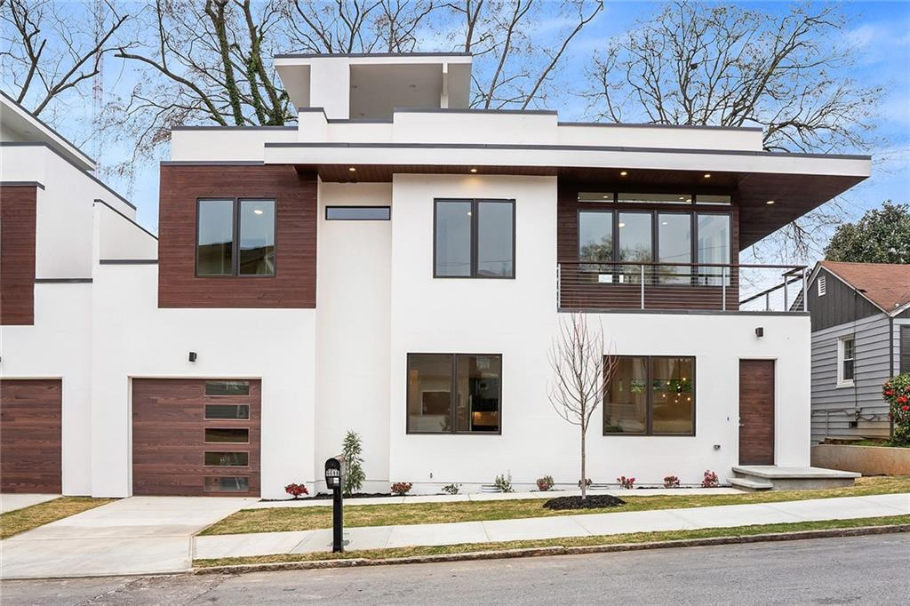 Property for sale at 669 East Avenue Unit: B, Atlanta,  Georgia 30312