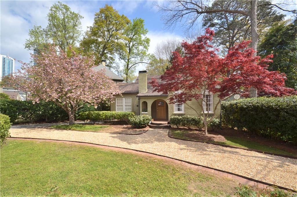 Property for sale at 64 Park Circle, Atlanta,  Georgia 30305