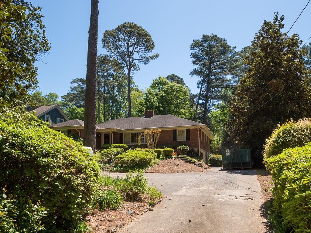 Property for sale at 3265 Wood Valley Road, Atlanta,  Georgia 30327