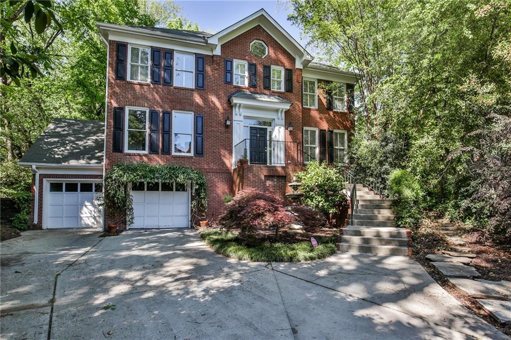 Property for sale at 610 Greystone Park, Atlanta,  Georgia 30324