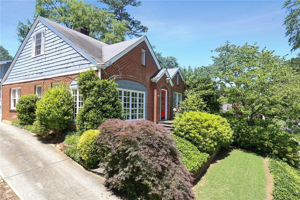Property for sale at 1770 Flagler Avenue, Atlanta,  Georgia 30309