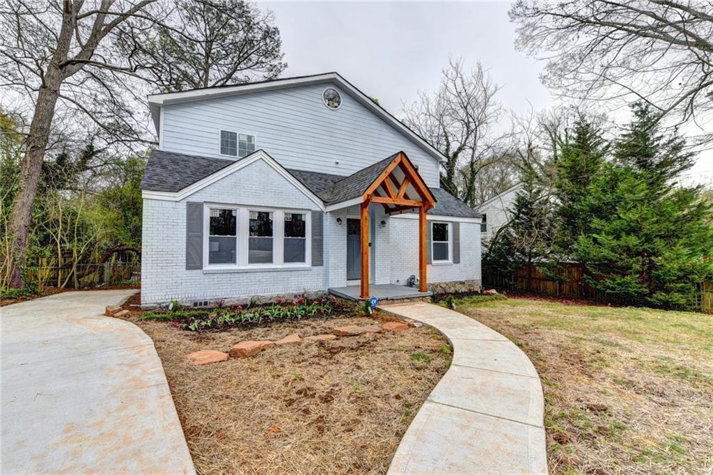 Property for sale at 2032 Castlegate Terrace, Decatur,  Georgia 30032