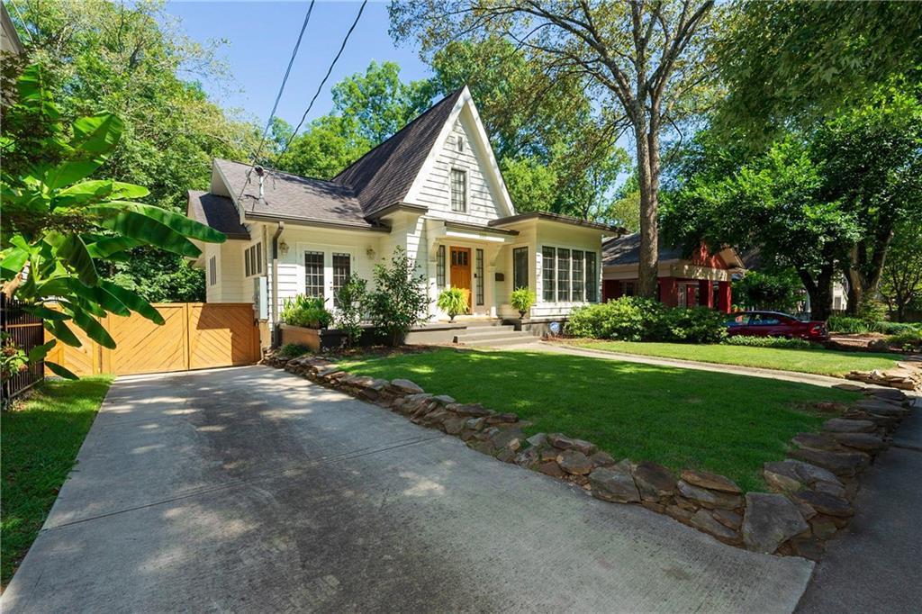 Property for sale at 899 Charles Allen Drive, Atlanta,  Georgia 30308
