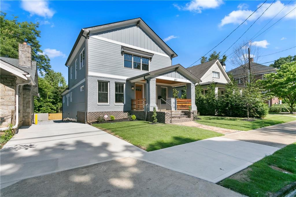 Property for sale at 482 Parkway Drive, Atlanta,  Georgia 30308