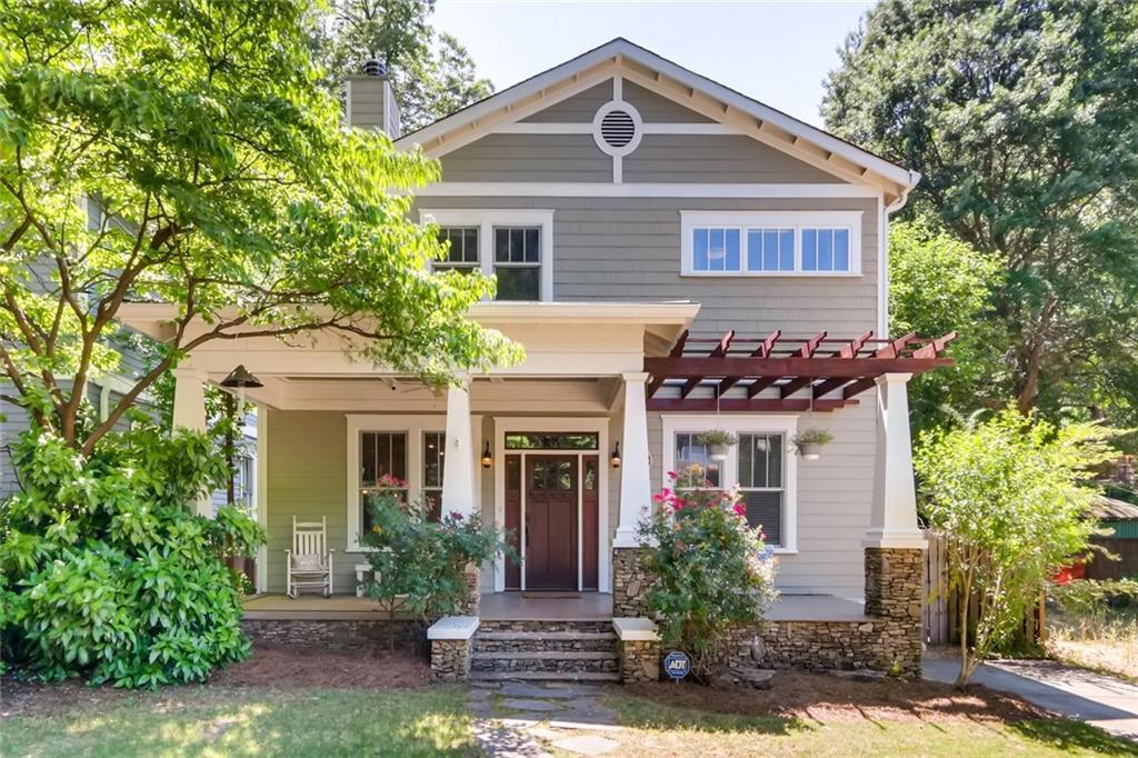 Property for sale at 288 Ferguson Street, Atlanta,  Georgia 30307
