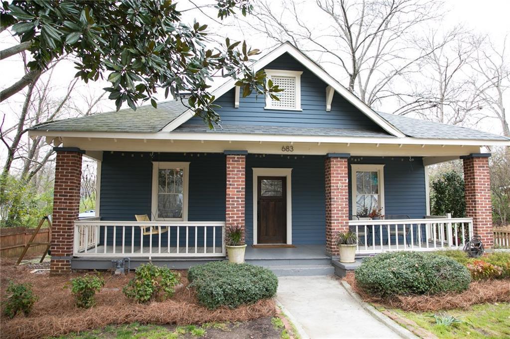 Property for sale at 683 Brownwood Avenue, Atlanta,  Georgia 30316