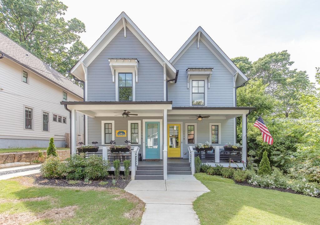 Property for sale at 189 STOVALL Street Unit: B, Atlanta,  Georgia 30316