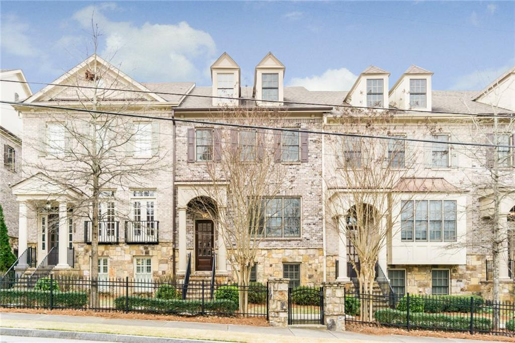 Property for sale at 3715 Manor Brook Court, Atlanta,  Georgia 30319