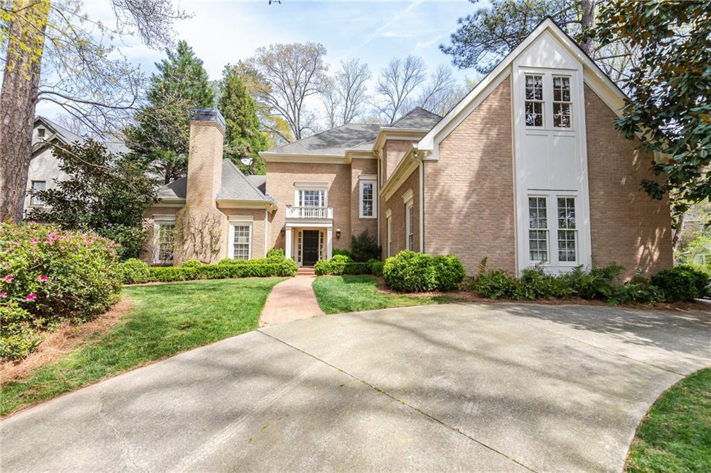 Property for sale at 1355 Peachtree Battle Avenue, Atlanta,  Georgia 30327