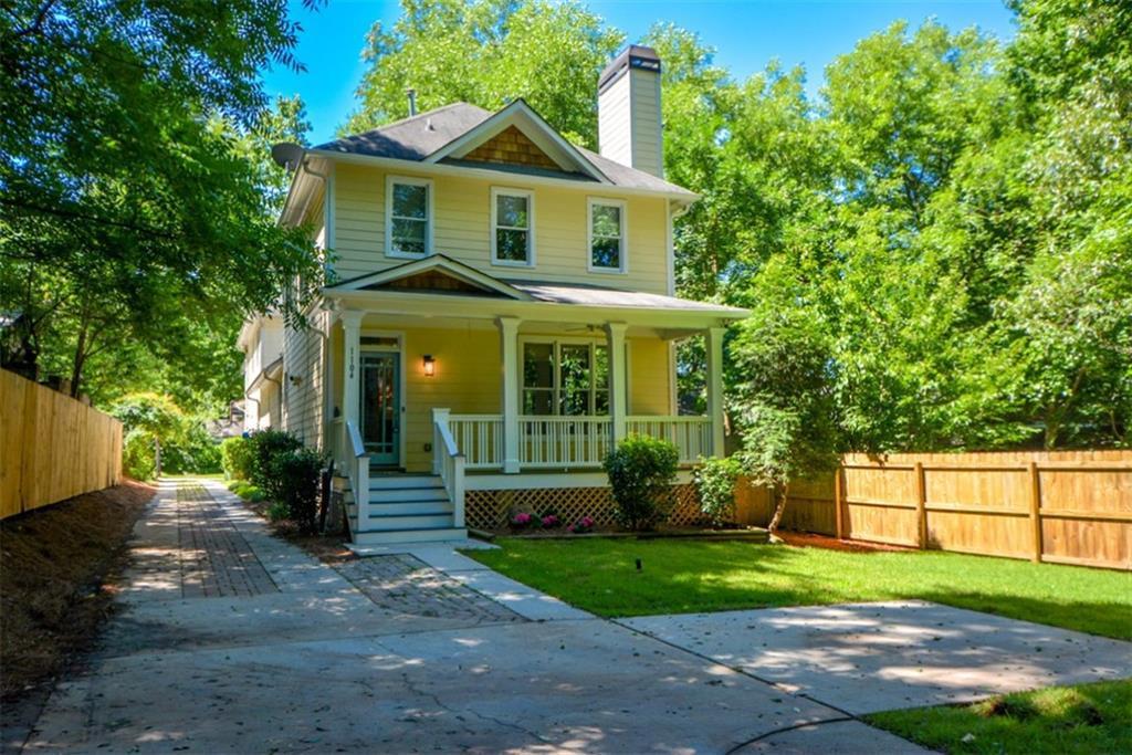 Property for sale at 1104 Boulevard Drive, Atlanta,  Georgia 30317