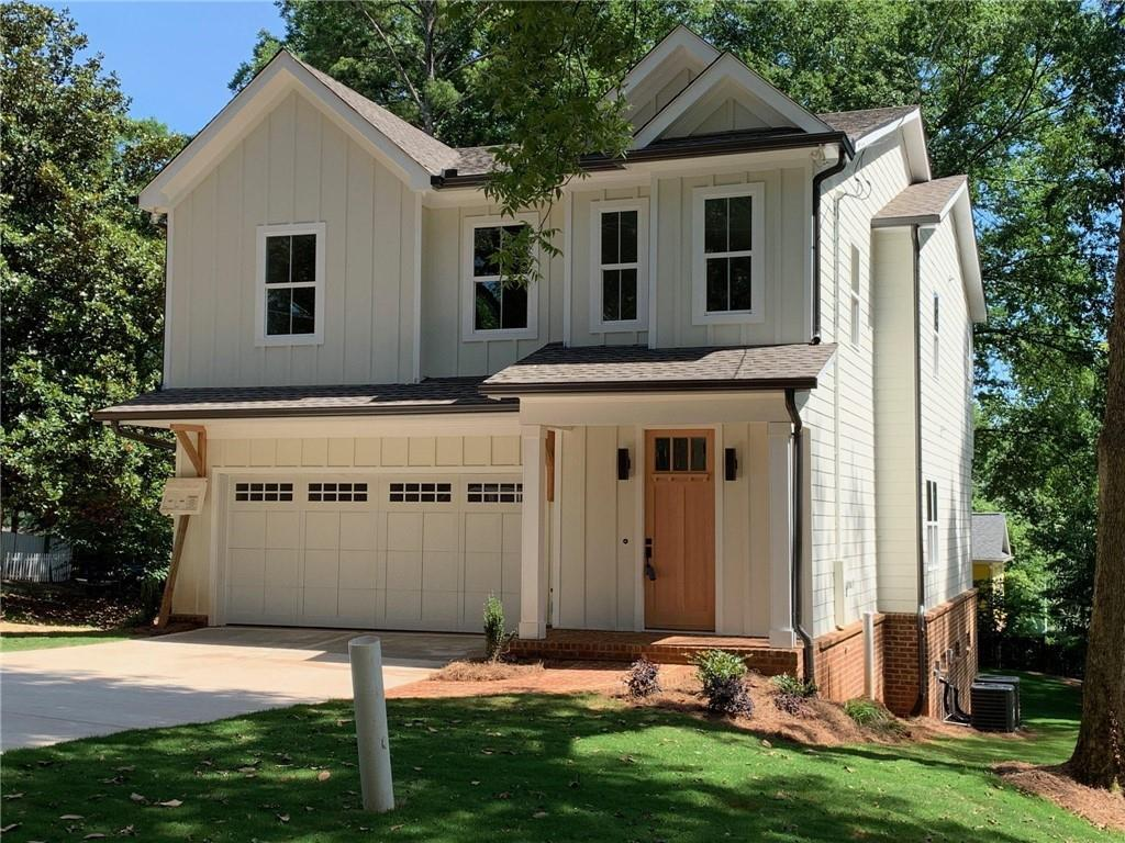 Property for sale at 1337 George W Brumley Way, Atlanta,  Georgia 30317