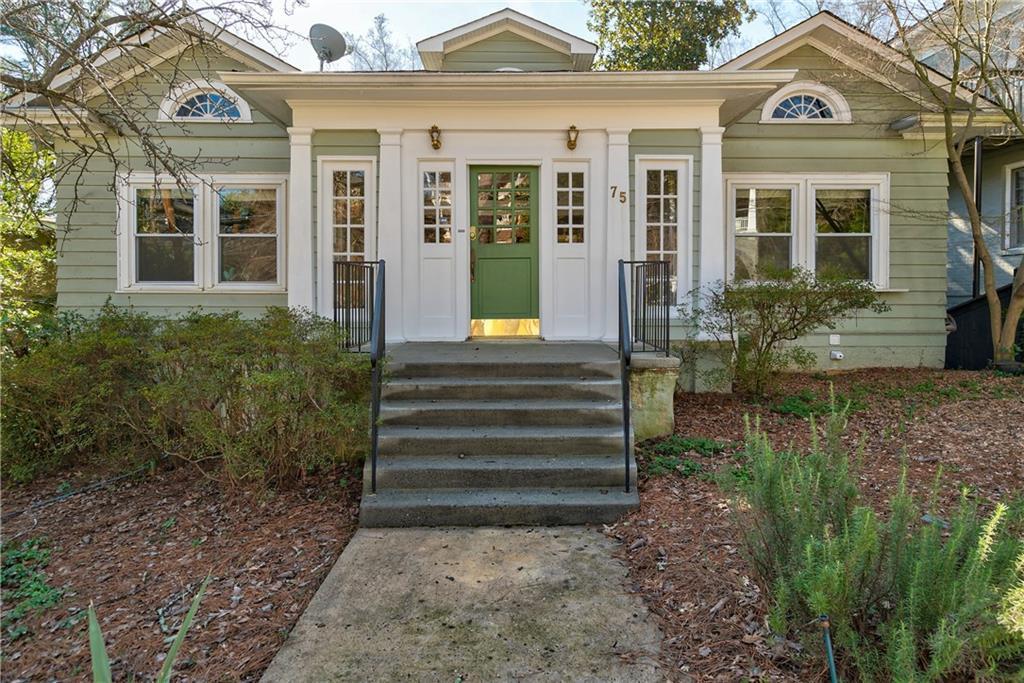 Property for sale at 75 Maddox Drive, Atlanta,  Georgia 30309