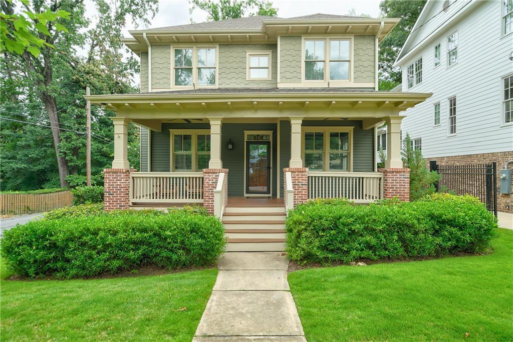 Property for sale at 132 Springdale Drive, Atlanta,  Georgia 30305