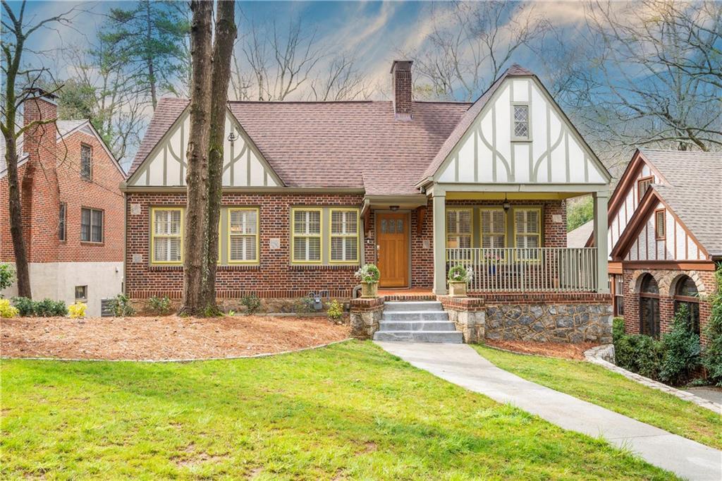 Property for sale at 512 Lakeshore Drive, Atlanta,  Georgia 30307