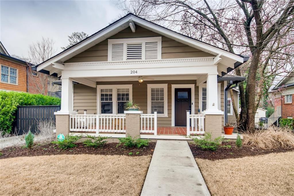 Property for sale at 204 Wilton Drive, Decatur,  Georgia 30030