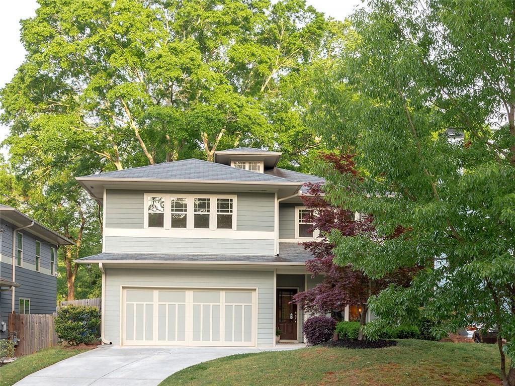 Property for sale at 124 Sisson Avenue, Atlanta,  Georgia 30317