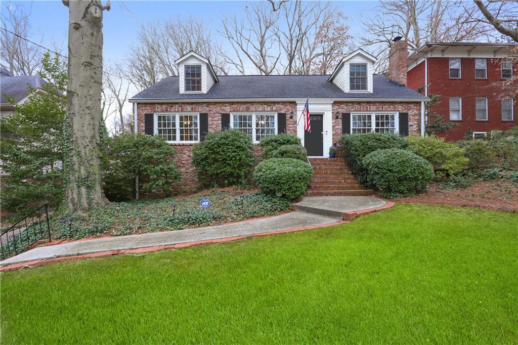 Property for sale at 1474 Oxford Road, Atlanta,  Georgia 30307