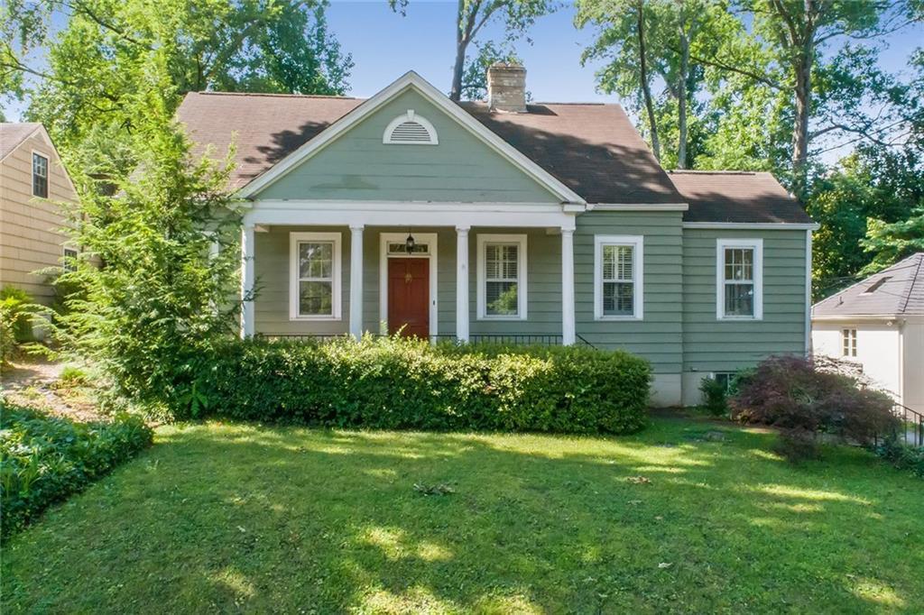 Property for sale at 205 Beverly Road, Atlanta,  Georgia 30309