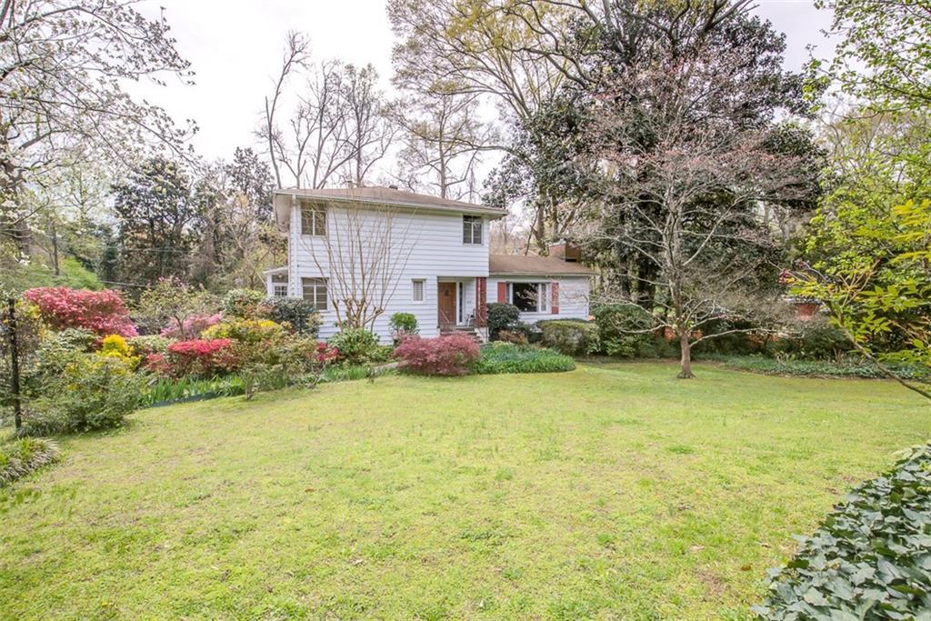 Property for sale at 807 Lullwater Road, Atlanta,  Georgia 30307