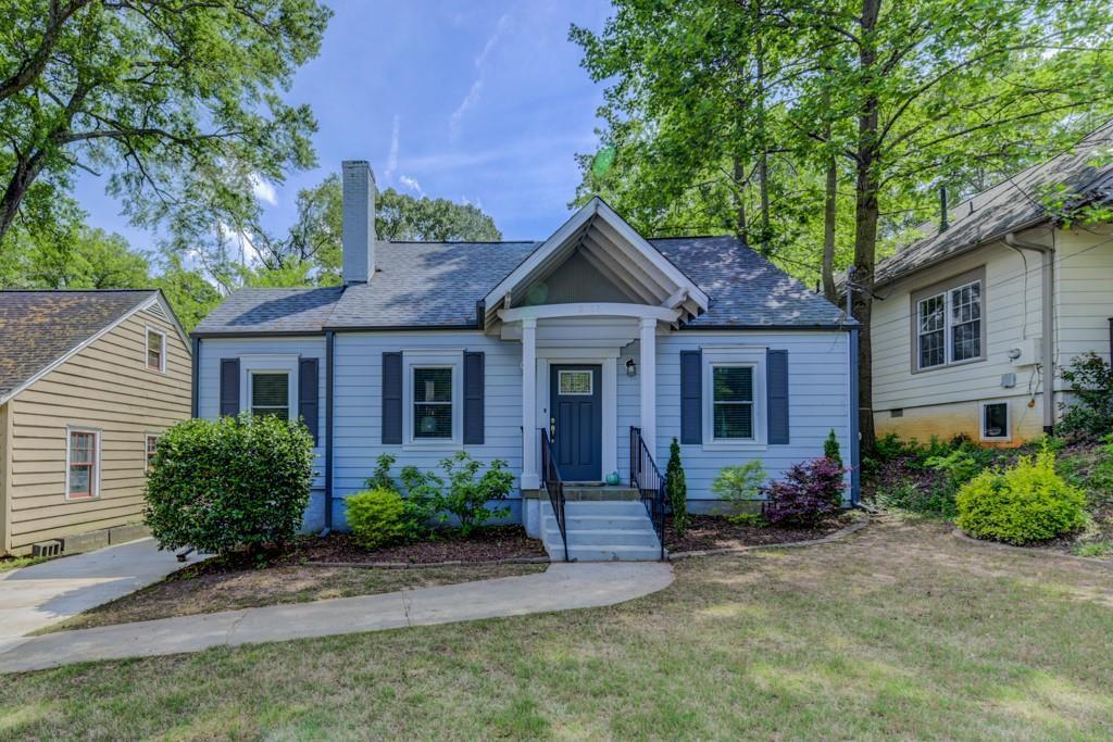 Property for sale at 2165 HOSEA L WILLIAMS Drive, Atlanta,  Georgia 30317