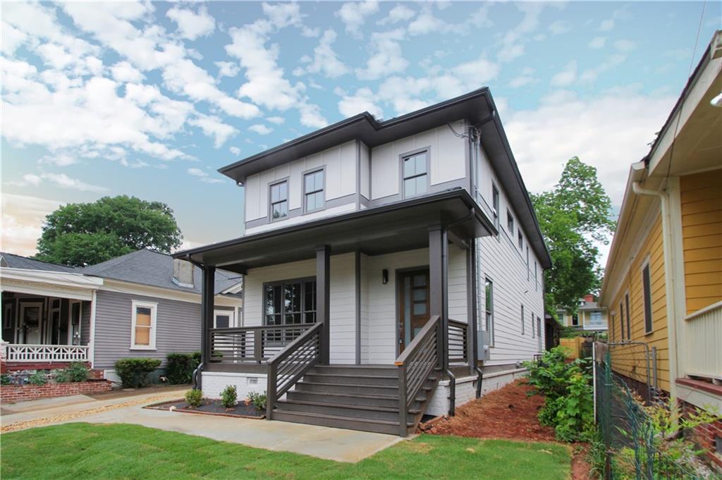 Property for sale at 315 Josephine Street, Atlanta,  Georgia 30307