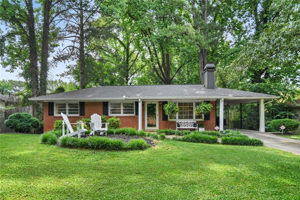 Property for sale at 1985 Seaboard Place, Atlanta,  Georgia 30318