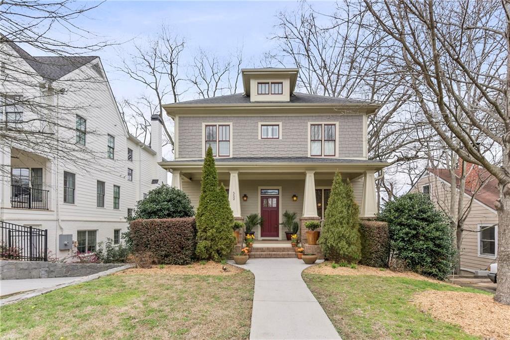 Property for sale at 552 Oakdale Road, Atlanta,  Georgia 30307