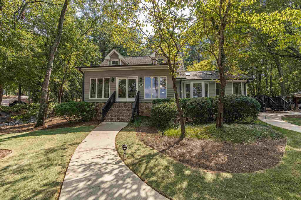 Property for sale at 123 OAK RIDGE LANE, Eatonton,  Georgia 31024