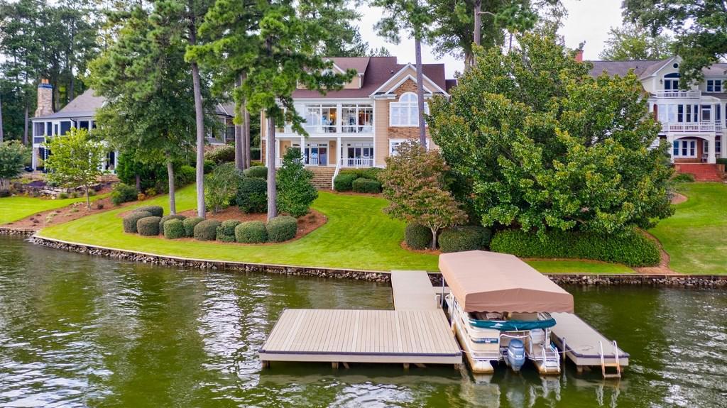 Property for sale at 3370 LINGER LONGER ROAD, Greensboro,  Georgia 30642