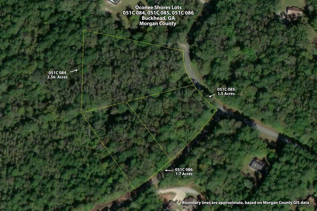 Property for sale at Lot 115 HEIDI TRAIL, Buckhead,  Georgia 30625