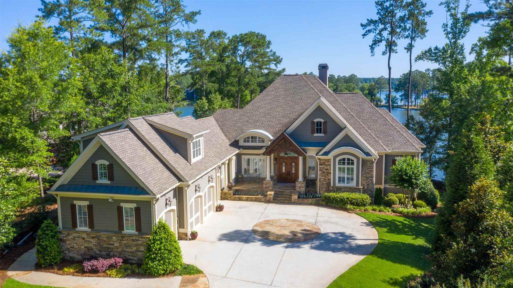 Property for sale at 1461 NORTH SHORE DRIVE, Greensboro,  Georgia 30642