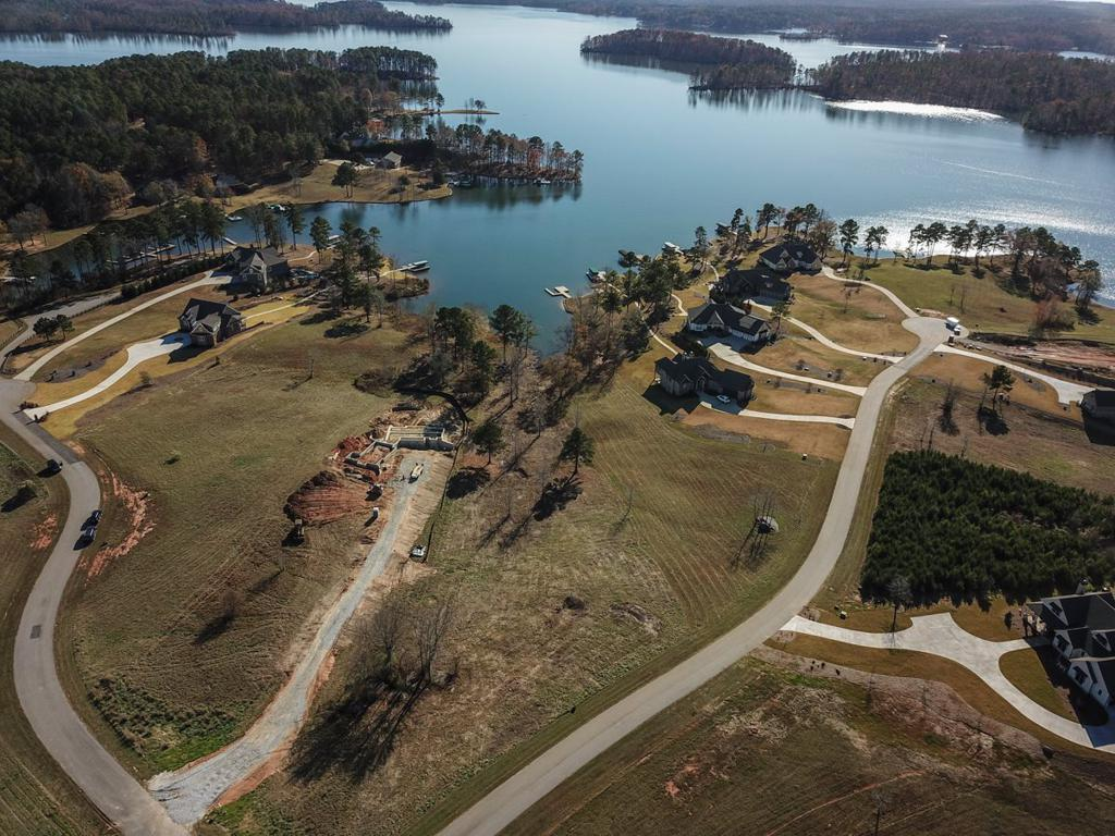 Property for sale at Lot 8 OCONEE LANDING DRIVE, White Plains,  Georgia 30678