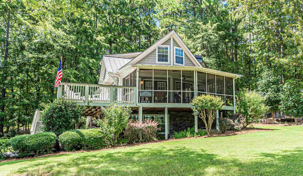 Property for sale at 1031 GAUNTLET POINTE, Greensboro,  Georgia 30642