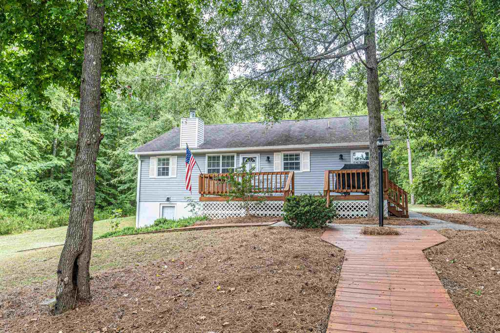 Property for sale at 2628 LAKE CREST DRIVE, Sparta,  Georgia 31087