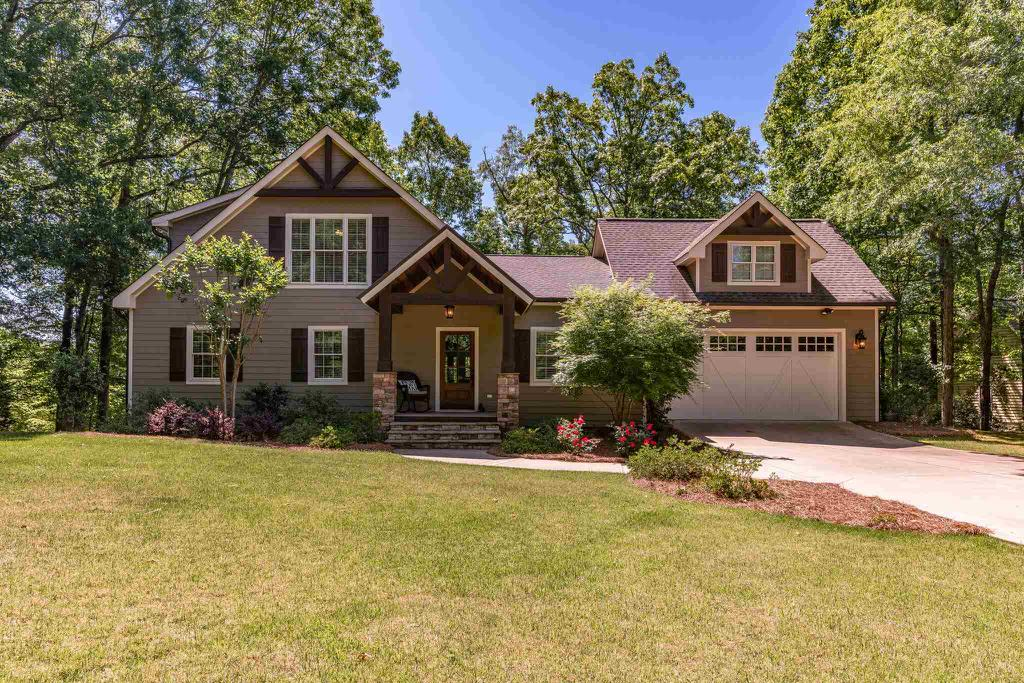 Property for sale at 1170 COSBY CIRCLE, Greensboro,  Georgia 30642