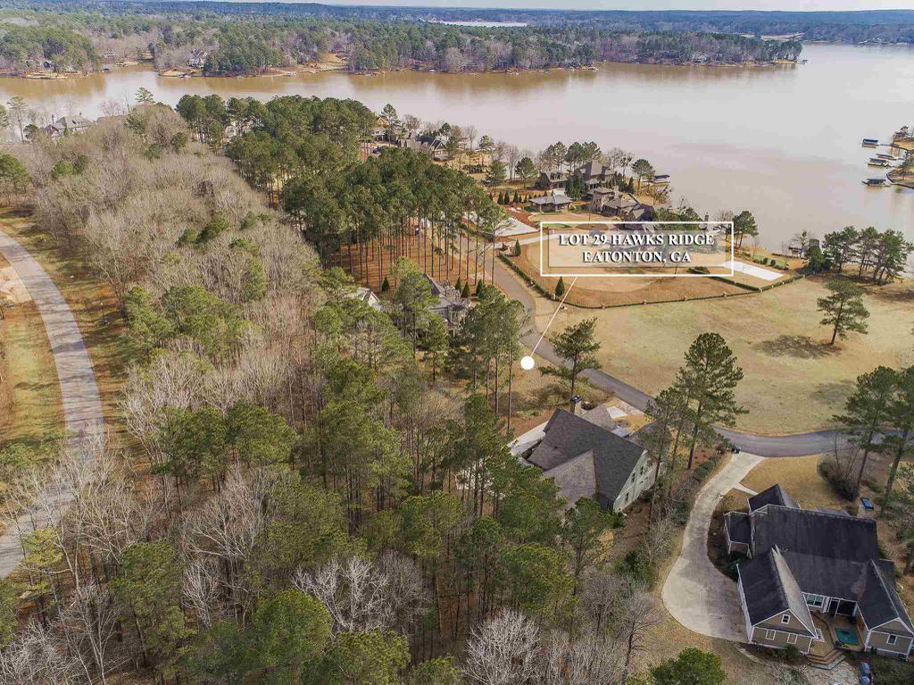 Property for sale at 107 HAWKS RIDGE, Eatonton,  Georgia 31024