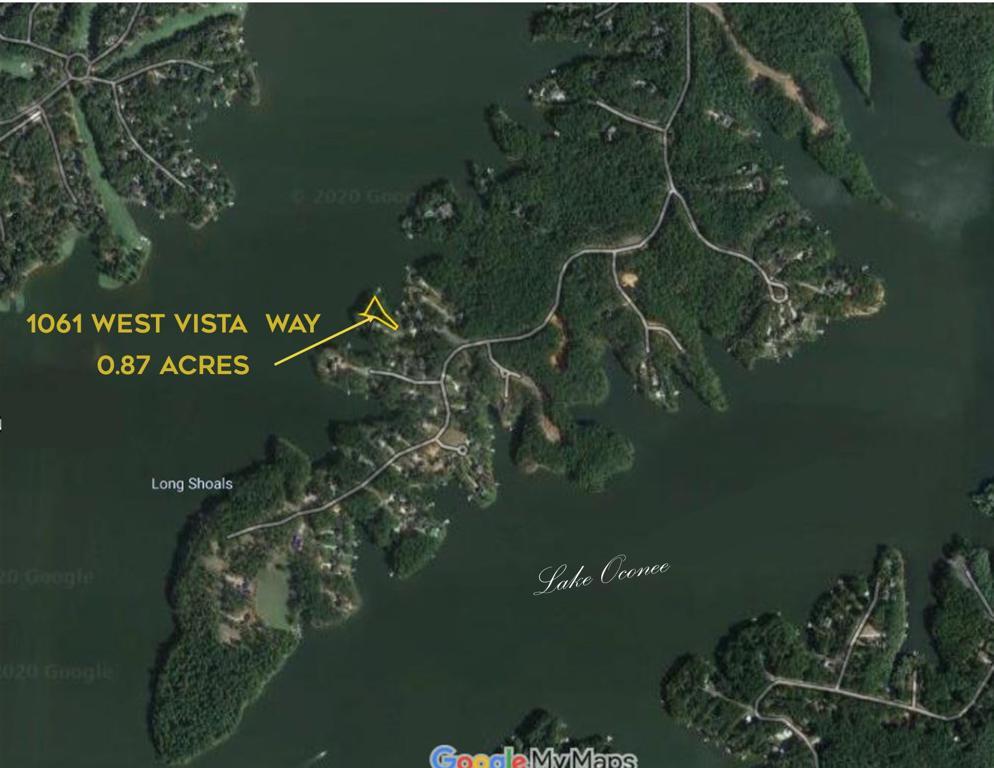 Property for sale at 1061 WEST VISTA WAY, Greensboro,  Georgia 30642