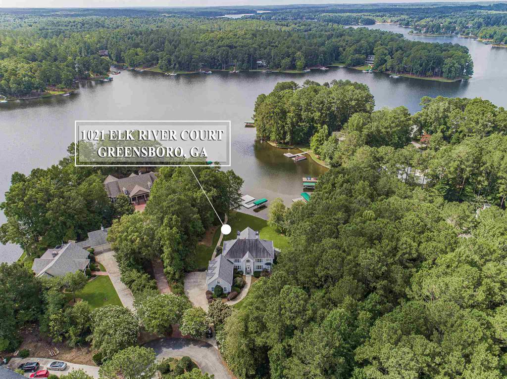 Property for sale at 1021 ELK RIVER COURT, Greensboro,  Georgia 30642