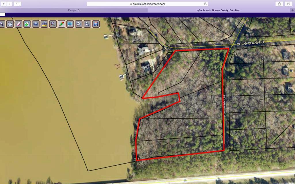 Property for sale at PULLMAN LANE, Greensboro,  Georgia 30642